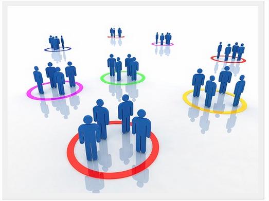 Các nhóm đối tượng khách hàng