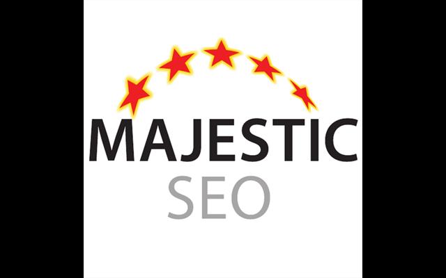 Logo công cụ SEO từ khóa Majestic