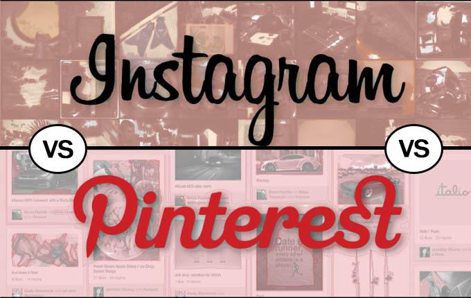 Image SEO: Nên chọn Pinterest hay Instagram?
