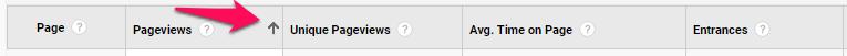 Nhấn All pages ra tất cả các trang URL