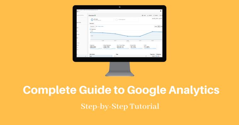 Hướng dẫn cách sử dụng toàn tập Google Analytics