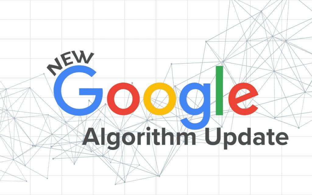 Thuật toán của Google mới nhất