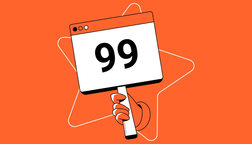 Authority Score của SEMrush