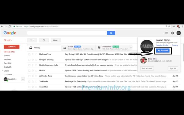 Tạo Gmail không giới hạn chỉ duy nhất số điện thoại di động