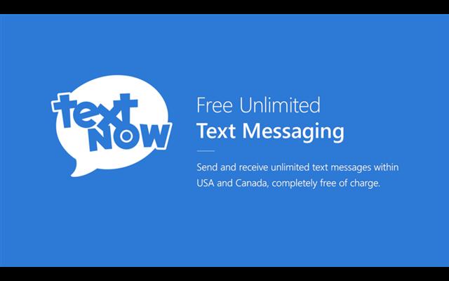 Giới thiệu tính năng của TextNow