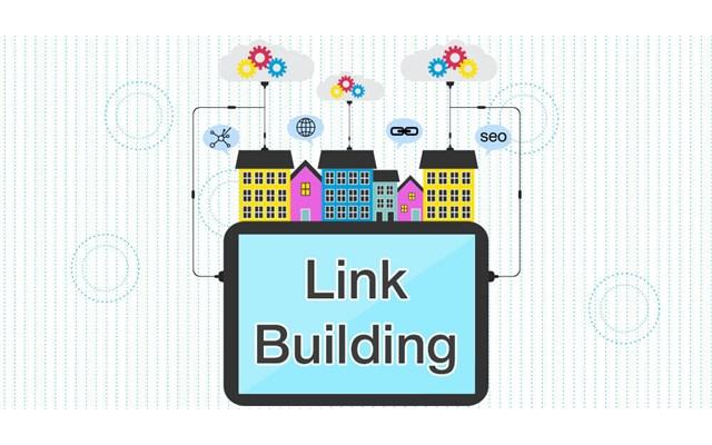 Xây dựng liên kết đảm bảo thiết kế web chuẩn SEO