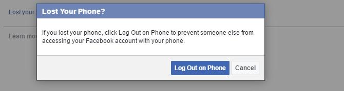Bảo vệ tài khoản đăng nhập Facebook