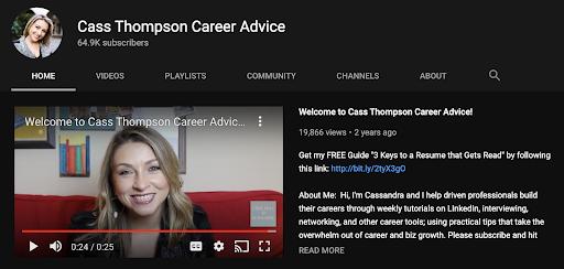 Tạo một video giới thiệu để tối ưu hóa kênh Youtube của bạn