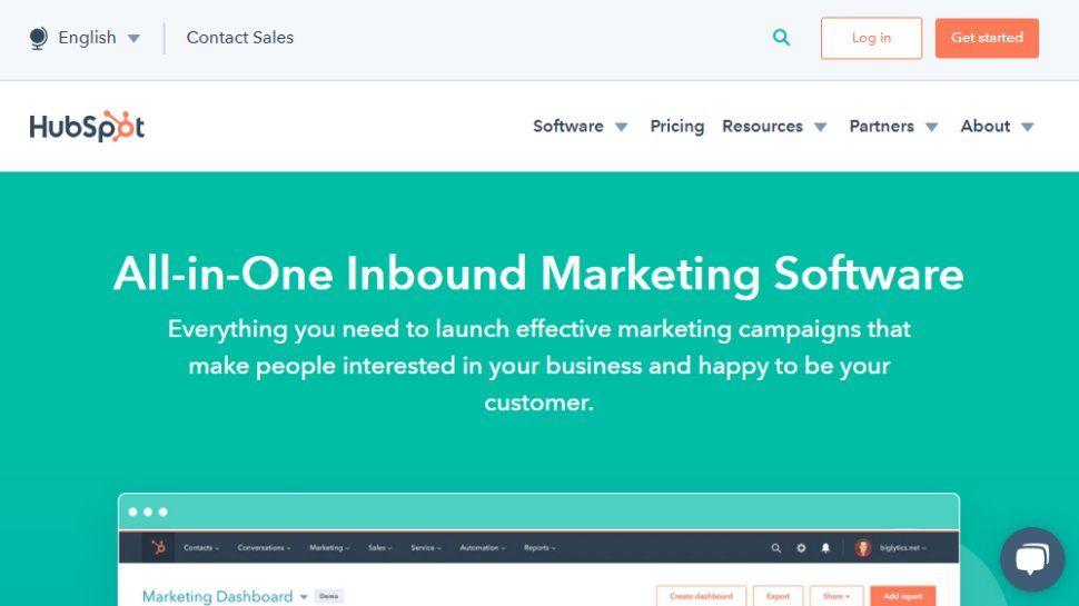 HubSpot Marketing Hub