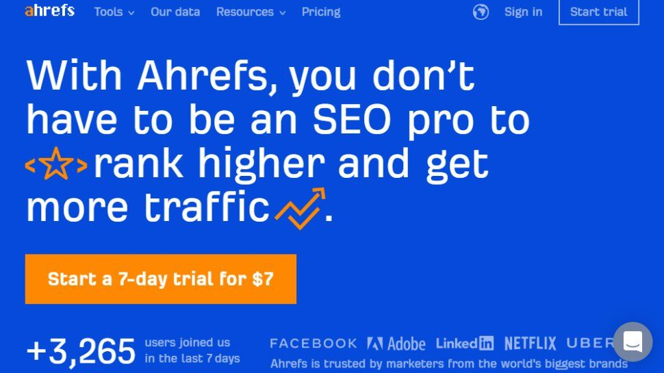 Ahrefs - công cụ SEO phổ biến cho Marketer
