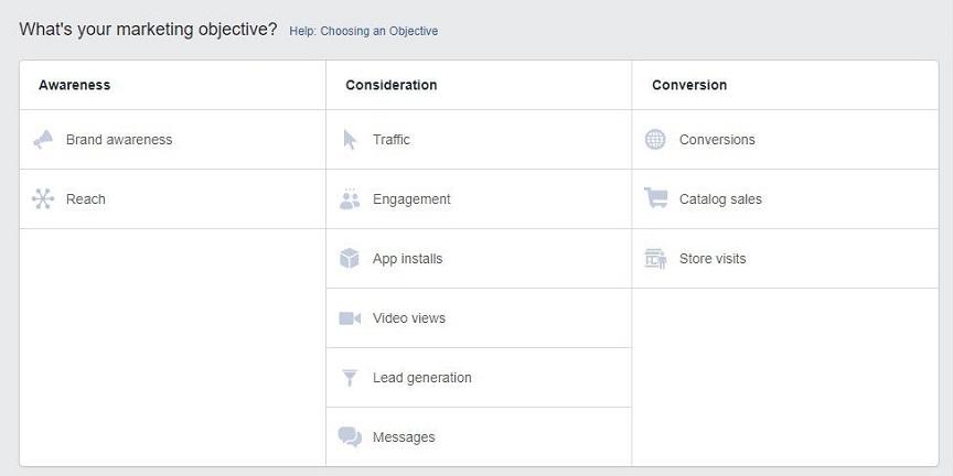 Chuyển đổi trong quảng cáo facebook