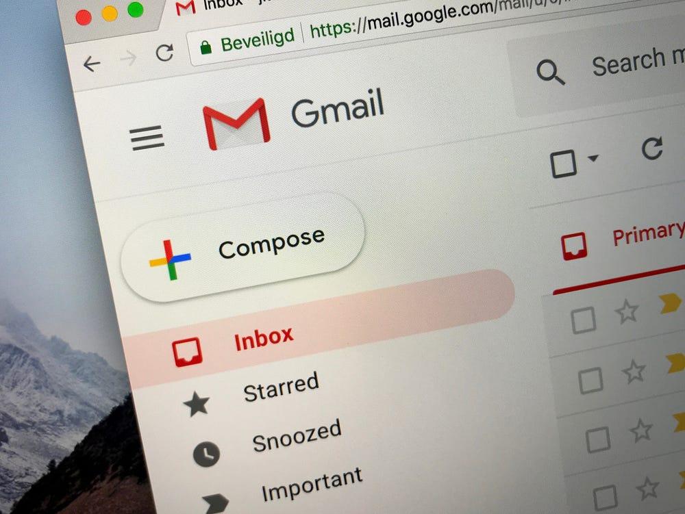 Cách đăng nhập Gmail trên máy tính và thiết bị di động