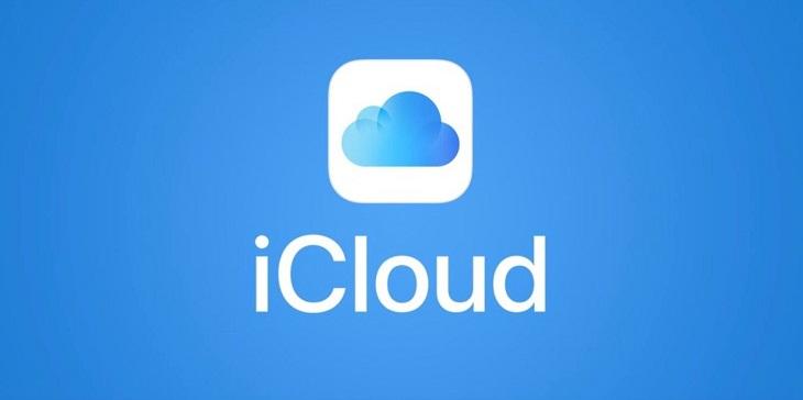 Icloud ứng dụng thư của Apple