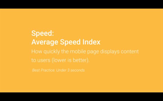 Lỗi tốc độ tải trang chậm khi thiết kế web