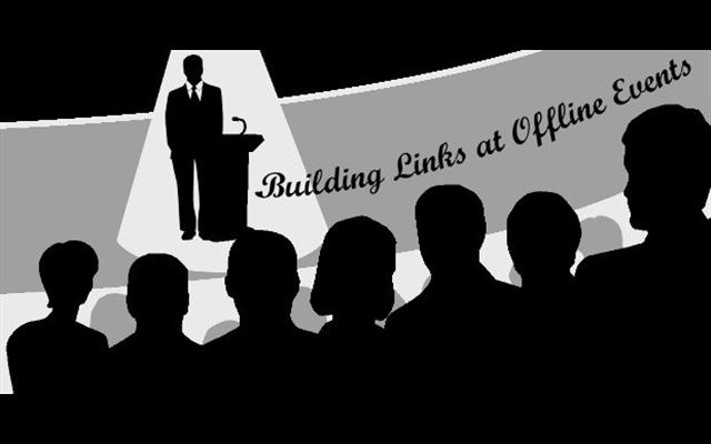 Link Building không Spam: Phát biểu trước công chúng và các sự kiện trong ngành
