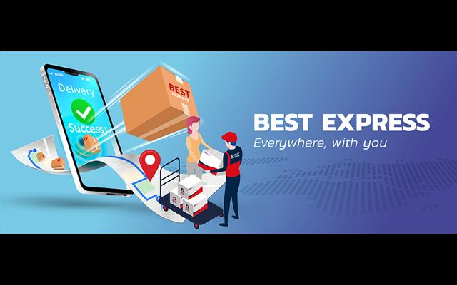 Dịch vụ giao hàng nhanh - BEST Express