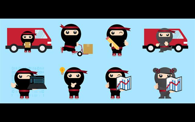 Dịch vụ giao hàng nhanh - Ninja Van