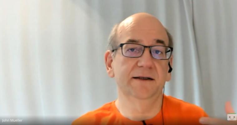 Phát biểu của Kohn Mueller về Backlink