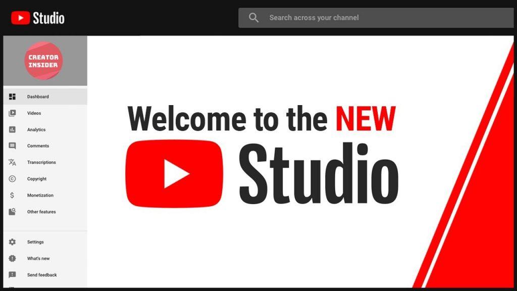 Cách để dựng Studio sáng tạo trên Youtube 2021
