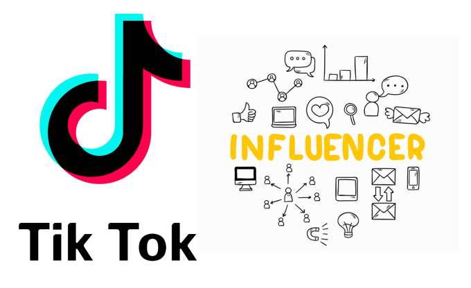 Cộng tác với TikTok Influencer