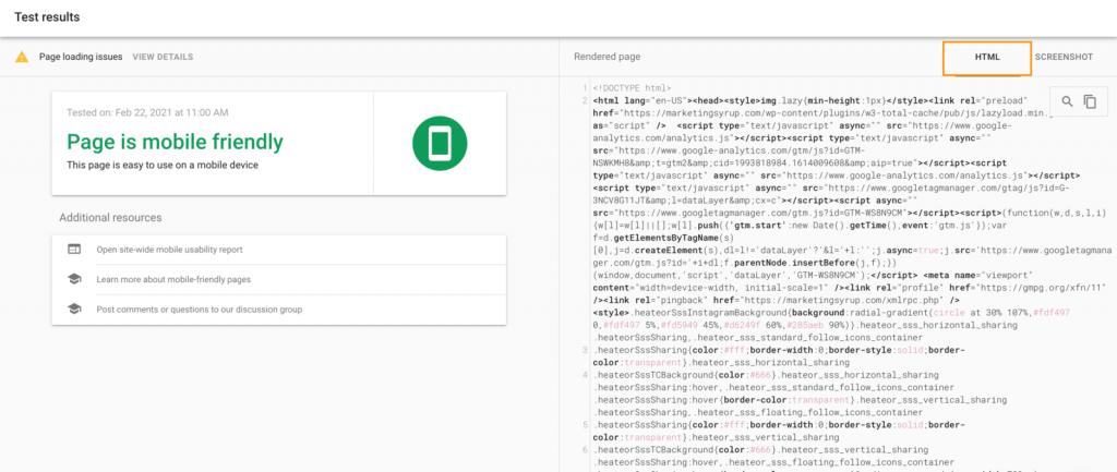 JavaScript làm được gì - Kiểm tra xem Googlebot có được cung cấp đúng nội dung và thẻ hay không