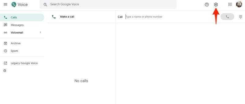 nhap tat ca so dien thoai muon lien ket un dung Google Voice tren dien thoai