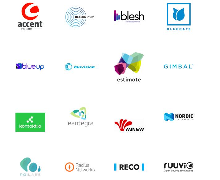 Các đối tác hỗ trợ của Google Beacon là gì