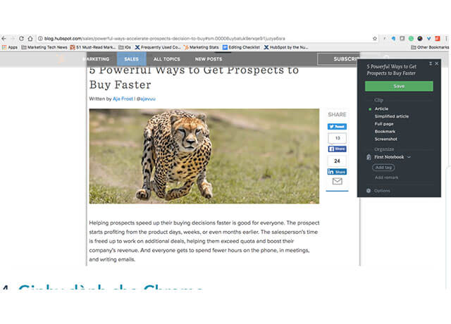 Evernote Web Clipper Chrome Extensions   Top On Seek