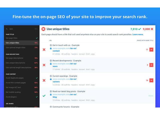 Checkbot trên Chrome Extensions   Top On Seek