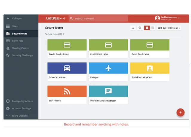Hình ảnh tiện ích LassPass trên Chrome Extensions   Top On Seek