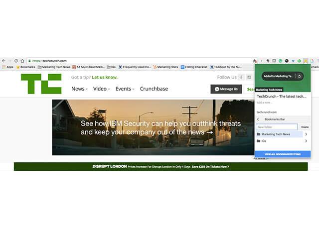 Trình duyệt quản lý đánh dấu trang Chrome Extensions   Top On Seek