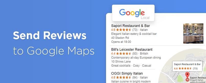 đánh giá google map