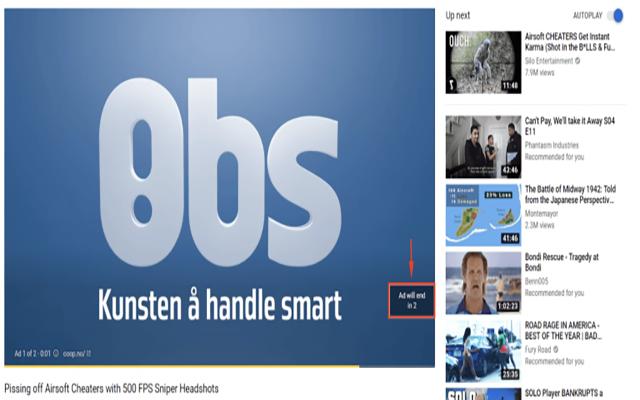 định dạng bumper ads trên Youtube | TopOnSeek