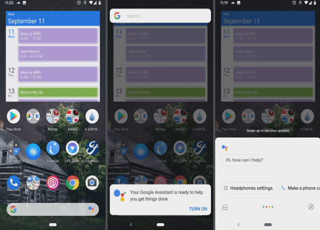 Thiết bị Android rất dễ thiết lập OK Google