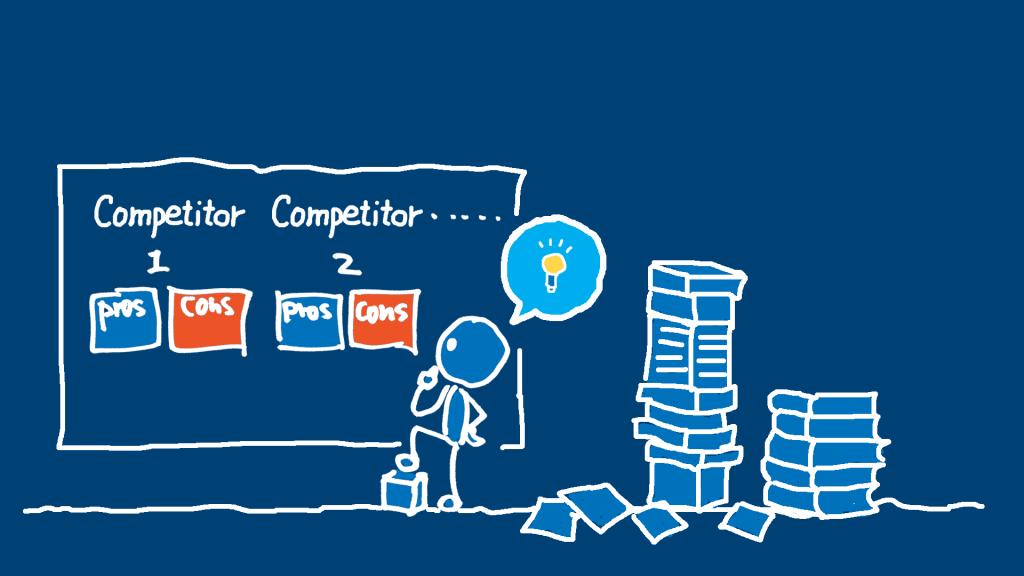 Lợi ích của việc phân tích cạnh tranh đối thủ   TopOnSeek