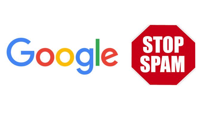 Báo cáo Google webspam