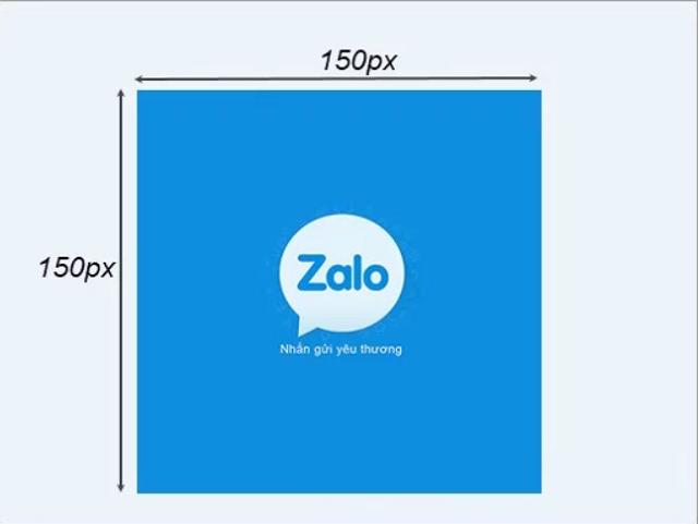 kích thước ảnh avatar Zalo   TopOnSeek