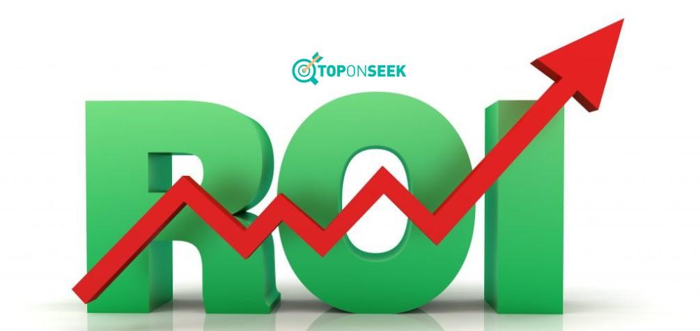 ROI thường được định nghĩa là tỷ lệ lợi nhuận ròng trên tổng chi phí đầu tư