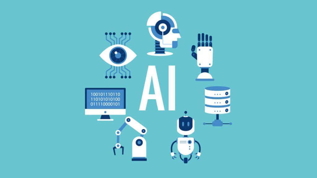thành phần máy học trong việc ứng dụng trí tuệ nhân tạo Ai vào marketing