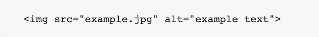 Hình ảnh được mã hóa bằng HTML