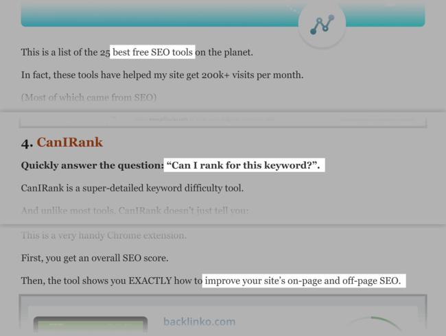 Cách sử dụng long tail keywords