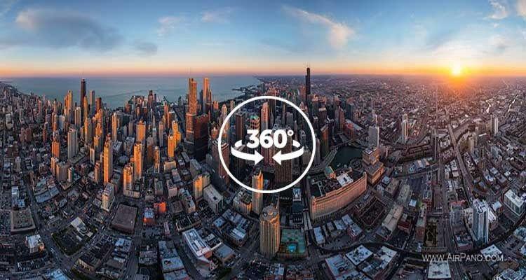 Tạo visual content 2021 với hình ảnh 360