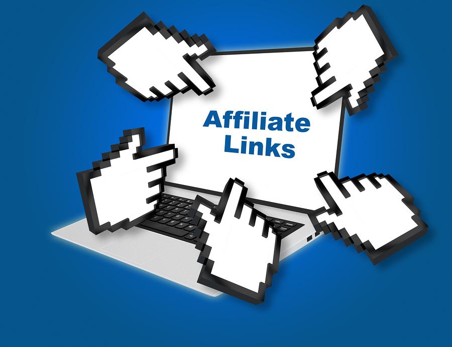 Affiliate links được gọi là tiếp thị liên kết