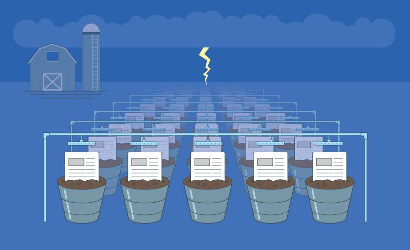 Google Panda ra đời để giải quyết sự bành trướng của Content farm